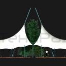 Архитектурная конструкция Карамба