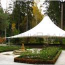 Изящная шатровая конструкция