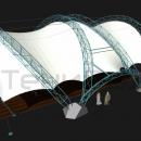 Отдельностоящая мембранная конструкция Цингулата