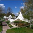 Архитектурное укрытие треугольной формы Трилакс