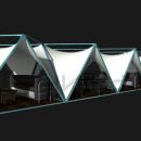 Тентовые шатры