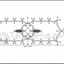 Схема мембранной конструкции Карамба