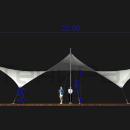 Параметры мембранной конструкции