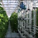 Система полива и подкормки растений в промышленных теплицах